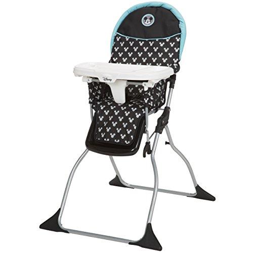 Disney Baby Simple Fold Plus High Chair, Mickey -
