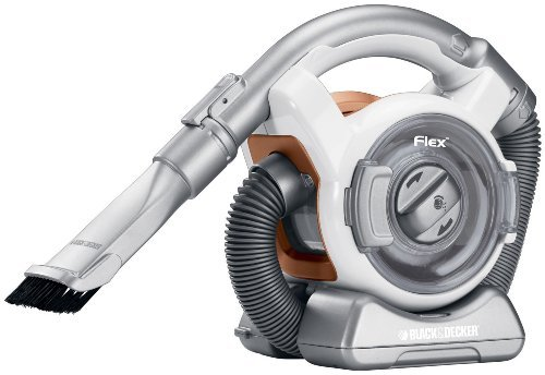 Black & Decker FHV1200 Flex Handheld Vacuum Cleaner Reviews