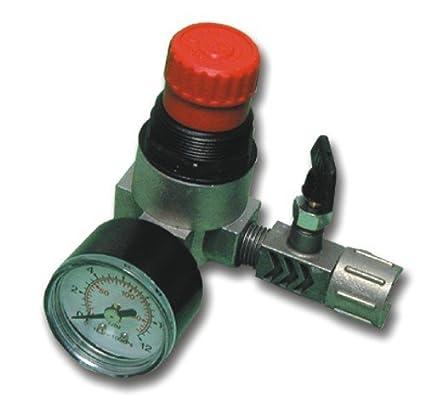 Reductor de presión 1.4 para compresor ABAC LT 25 herramientas aire comprimido