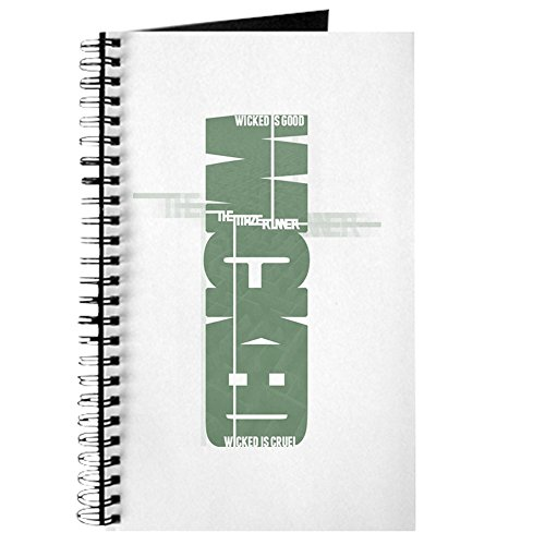 CafePress - WICKED Is Good. - Spiral Bound Journal Notebook, Personal Diary, Lined