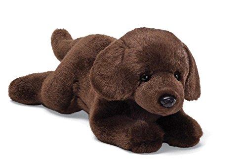 Gund Chocolate Labrador 14