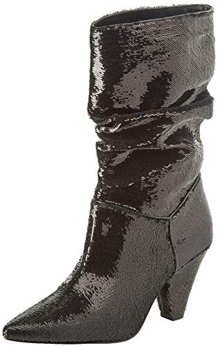 001 Black Boots Smith Women's Azure High Black Windsor SqgP0zwq