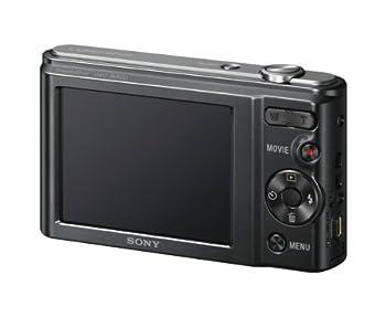 Sony Dscw800b 20.1 Mp Digital Camera (Black) 5