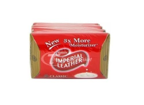 Imperial Leather Classic by Cussons 4 x 75g bars ()