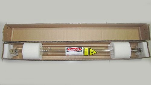 TOPCHANCES Update 40W Laser Tube for CO2 Laser Engraving Cutting Machine 800mm by TOPCHANCES