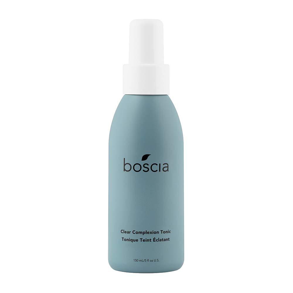 boscia Clear Complexion Tonic – Natural Facial Toner Spray, 5 Fl Oz
