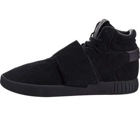 - adidas Tubular Invader Strap Mens Fashion-Sneakers BY3632_7.5 - CORE Black/CORE Black/Footwear White