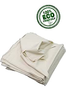 Amazon.com: Set of 50 Natural Flour Sack Towels - 28in X