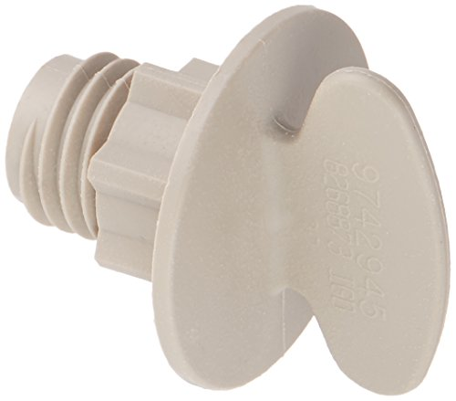 Dishwasher Spray/Wash Arm Nut New OEM Whirlpool, Kenmore, KitchenAid, Inglis