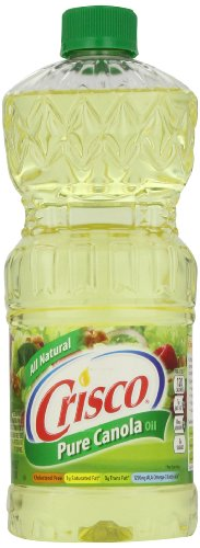 Crisco, Pure Canola Oil, 48 oz by Crisco