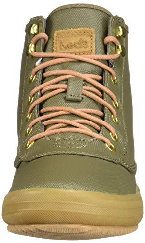 Keds Boot Scout w Splash Canvas Thinsulate Olive BfBxrqnwZ