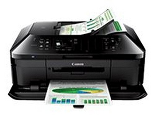 Canon Pixma Mx922 - Multifunction Printer - Color - Ink-jet - Legal (8.5 In X 14 In) (Original) - Legal (216 X 356 Mm) (Media) - Up to 15 Ipm (Printing) - 250 Sheets - 33.6 Kbps - Usb 2.0, Lan.