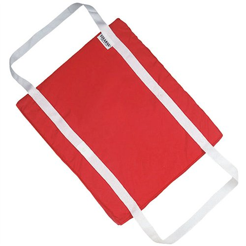 Stearns Utility and Flotation Cushion 16 1/2 x 14, RED