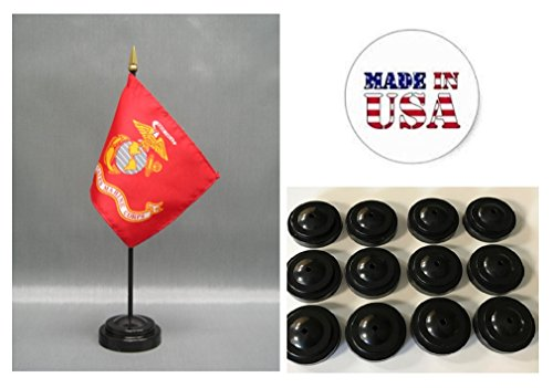 MADE IN USA Box of 12 US Marine Corps 4