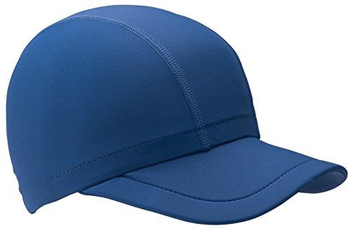 Swimlids The Original UPF+ 50 Sun, Beach, and Boat Hat.Royal Blue (Large)
