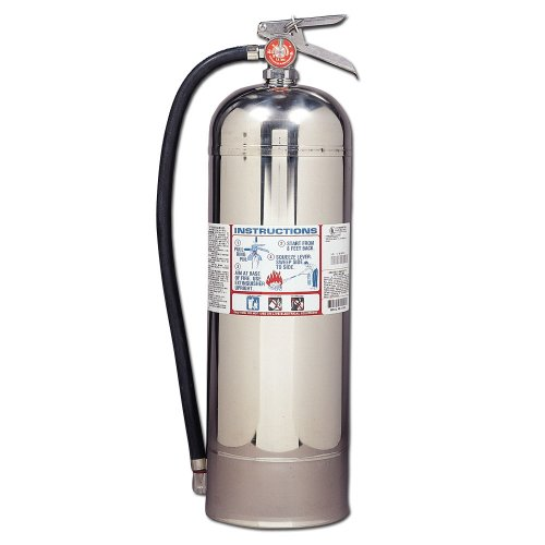 Kidde 466403 Extinguisher Gallon Stainless