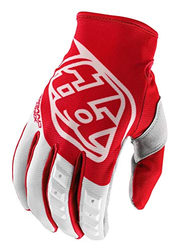 - Troy Lee Designs GP Youth Boys Off-Road Motorcycle Gloves - Red/Medium