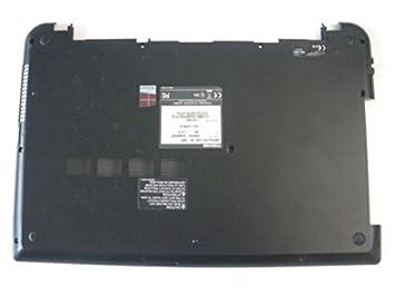 Toshiba A000300770 Carcasa Inferior Refacción para Notebook - Componente para Ordenador Portátil (Carcasa Inferior, Satellite L50): Amazon.es: Informática