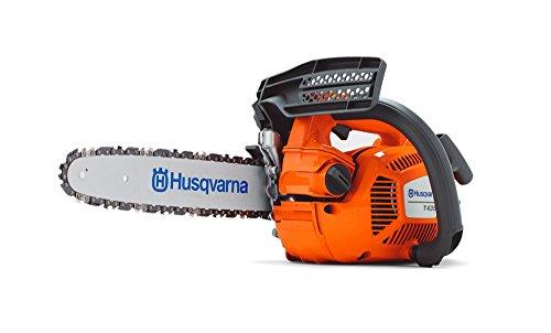 (Husqvarna T435 12-Inch 35.2 cc X-Torq Gas Powered Chain Saw)