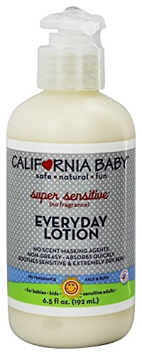 California Baby Sensitive Lotion