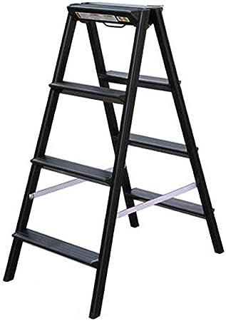 GBX Taburete Plegable Fácil Y Multifunción, Escalera Plegable, Escalera Plegable de Aleación de Aluminio, Pequeña Escalera para el Hogar Taburete Escalonado en Espiga Multifunción Taburete de Almacen: Amazon.es: Bricolaje y herramientas