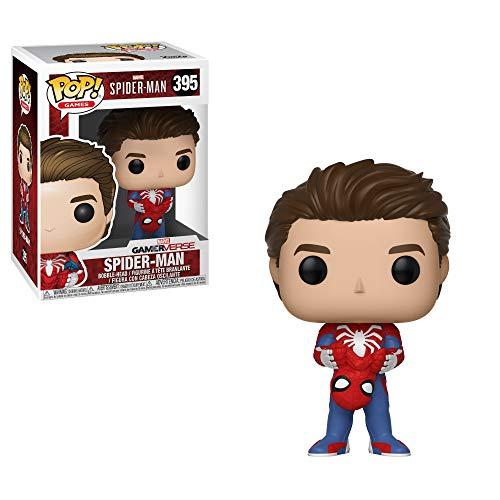 Funko Pop!- Unmasked Spider-Man Figura de Vinilo (30633)