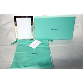 Amazon Tiffany Co Sterling Silver Frame 4 X 6 Single Frames