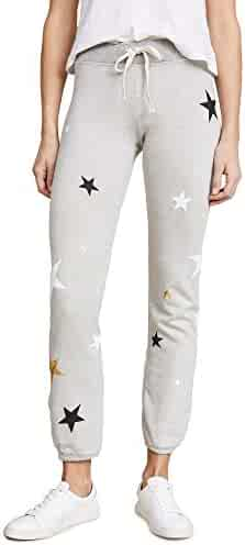Sundry Women's Sweatpants with Stars