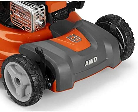 Amazon.com: Husqvarna lc221 a 4-in-1 AWD chapeadora 163 cc ...