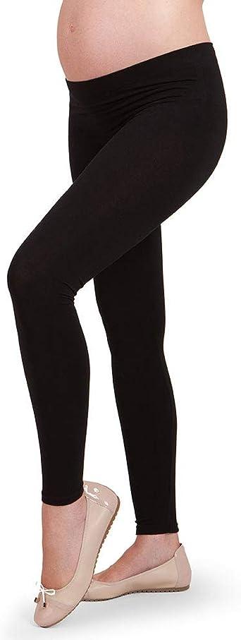 Seraphine Women S Active Under Bump Maternity Legging Black At Amazon Women S Clothing Store