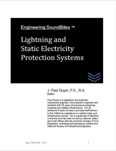Static System - Lightning and Static Electricity Protection Systems (Engineering SoundBites)