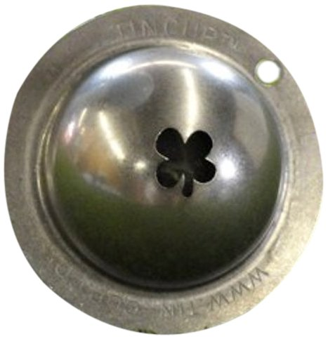 Tin Cup Luck of The Irish Golf Ball Marking Stencil, Steel
