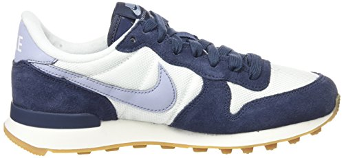 White Summit Grey Donna Ginnastica Internationalist Basse thunder da Glacier Bianco Scarpe Blue NIKE OwpZq8x