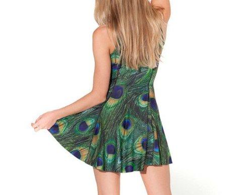 08 Jupe Lhx Femme Trapèze Taille Color Unique BYqAPwq1