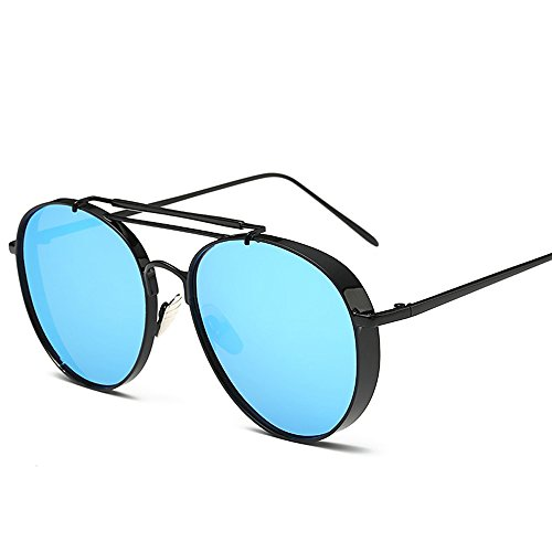 YEX Classic Aviator Sunglasses Metal Frame Non-polarized Lens UV Protection Sunglasses Unisex, - Sunglasses Country Cross