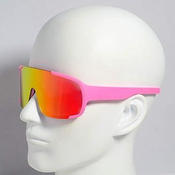 ZKAMUYLC Gafas de Ciclismo Ciclismo Gafas Deporte Gafas para ...