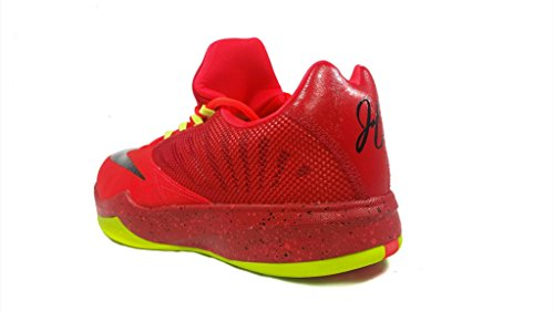 Nike Zoom Esegue Il One One James Harden Red Volt Sz 13 718018 606