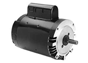 Hayward SPX1607Z1MBK 1-HP Maxrate Motor Replacement for Hayward Pumps, Black