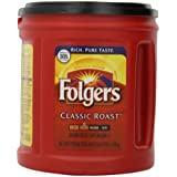 Folgers Classic Roast Coffee, 38.4 Ounce