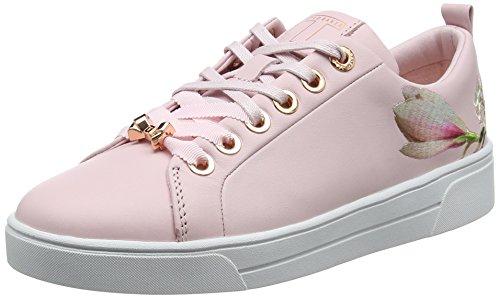 Ted Baker Damen Kelleie Sneaker Rosa (visone Rosa Ffc0cb #)