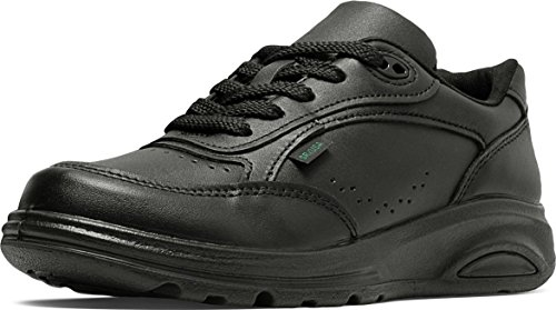 New Balance Men's Black Walking Shoe, 12 4E US by New Balance