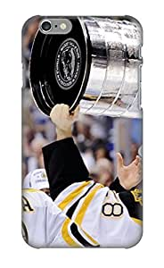 Egbnxv-2590-bkaspuo Tpu Phone Case With Fashionable Look For iphone 6 plusd 5.5 - Boston Bruins Nhl Hockey 12 Case For Christmas Day's Gift