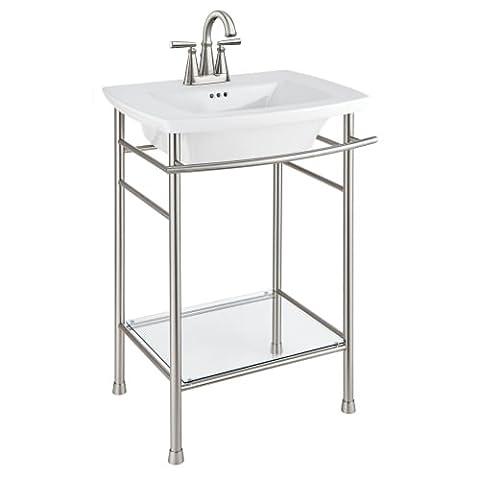 American Standard 0445004.020 Edgemere Sink Top 4