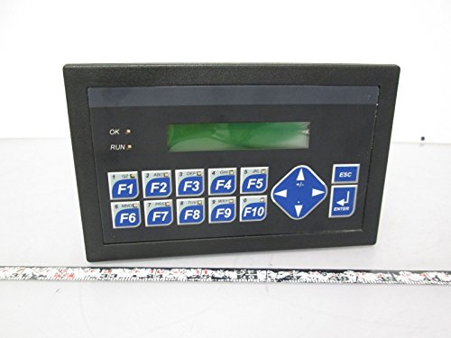 Horner Electric MiniOCS/RCS Operator Interface Panel CsCAN RS-232 16 In 12 Out