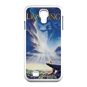 The Lion King Cartoon Samsung Galaxy S4 90 Cell Phone Case White TPU Phone Case SV_041249
