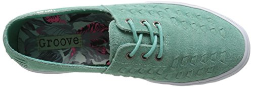 Para hombre man Suede Splash G GrooveG mujer wtPA5qCCx