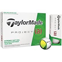 TaylorMade Project (a) Golf Balls (One Dozen), Prior Generation