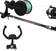 JSHANMEI Fishing Line Spooler Fishing Line Winder Reel Spooler Baitcast Fishing Reel Line Winder Spooler Machi