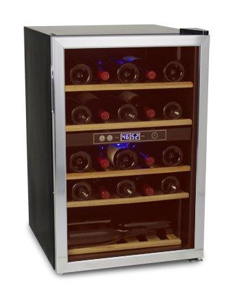 soleus-wk6-single-zone-digital-wine-cooler