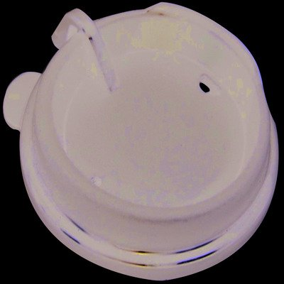FAB601090 - Fabrication Enterprises, Inc. No-spill lid for cup/mug pkg 3